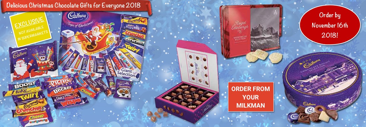 Cadburys Christmas 2018